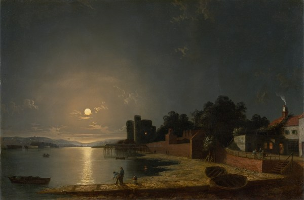 File Henry Pether - Upnor Castle Kent Google Art