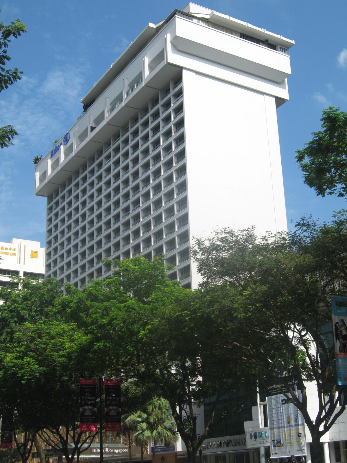 Hilton Singapore Wikipedia