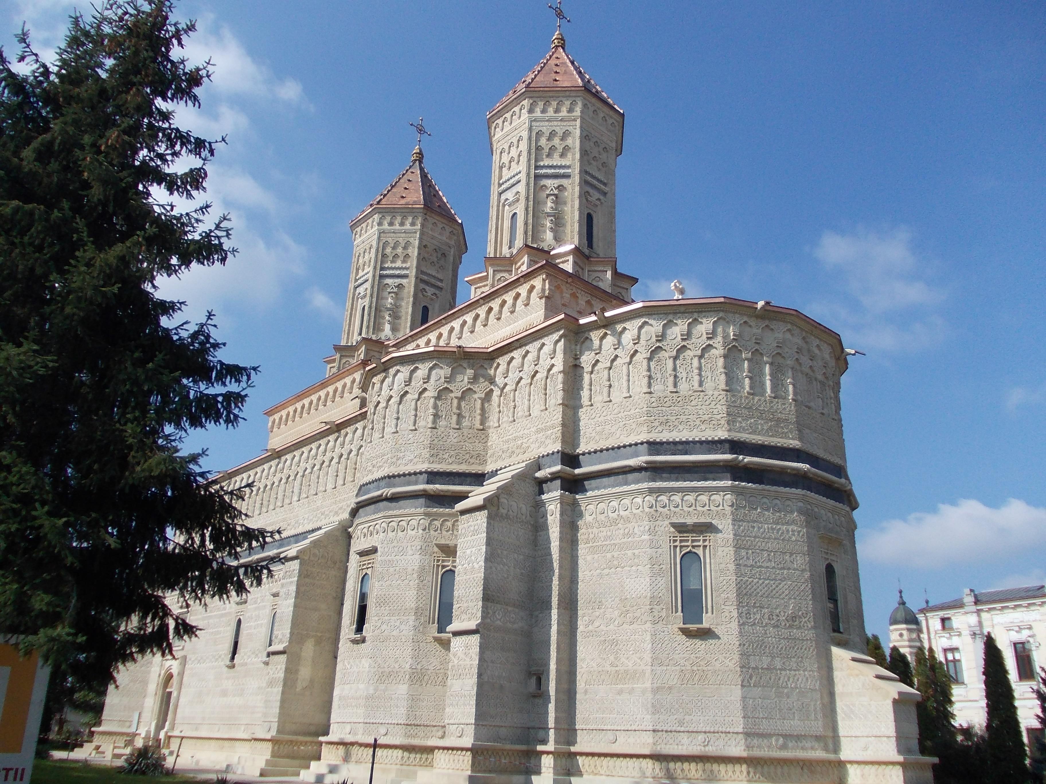 Manastirea Trei Ierarhi din Iasi / Three Hierarchs Monastery Iasi, Romania