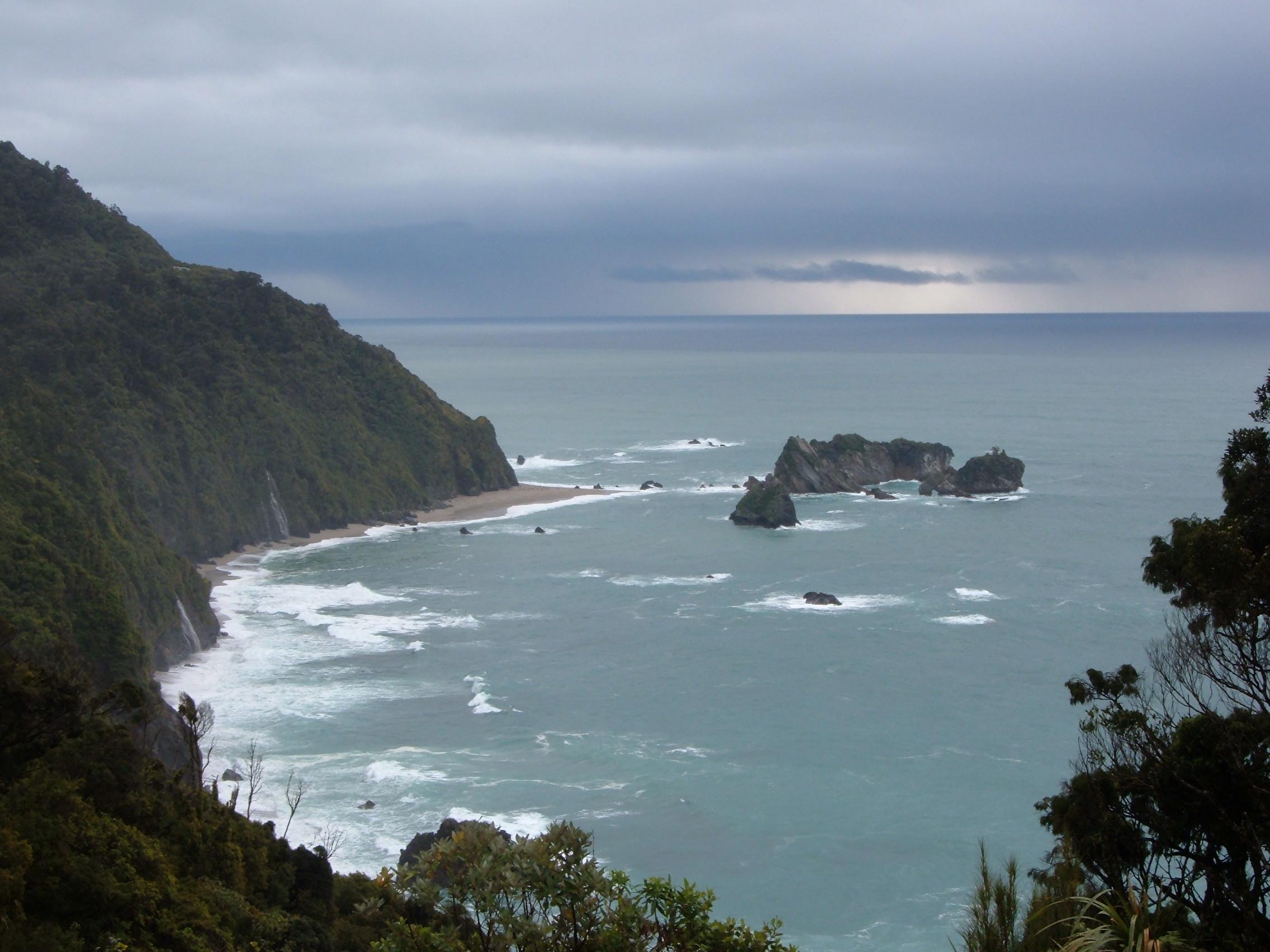 Fileknight's Point, West Coastjpg  Wikimedia Commons