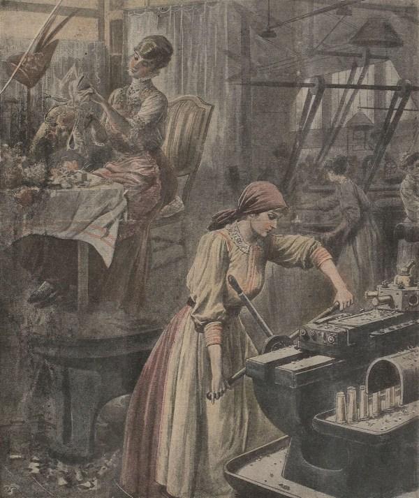 France 19th Century Women
