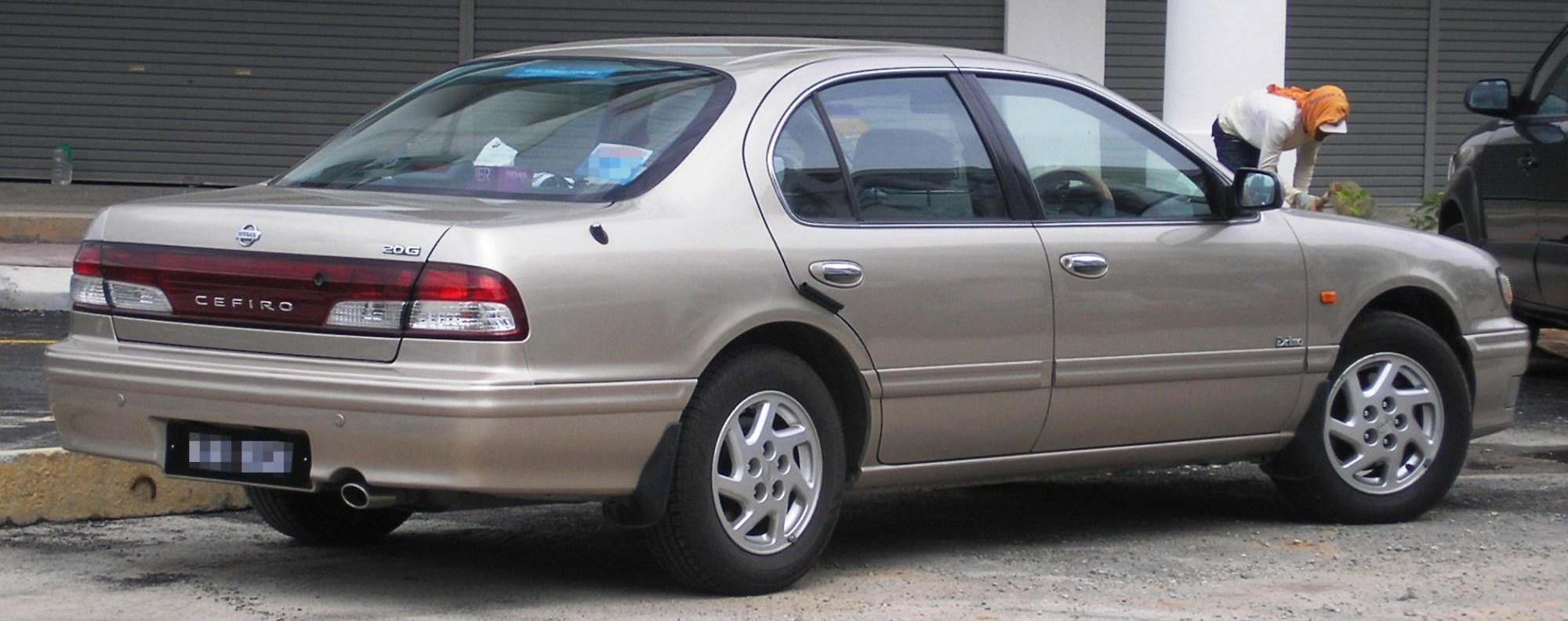 Nissan Cefiro Wiring Diagram 2001 Engine Hight Resolution Of
