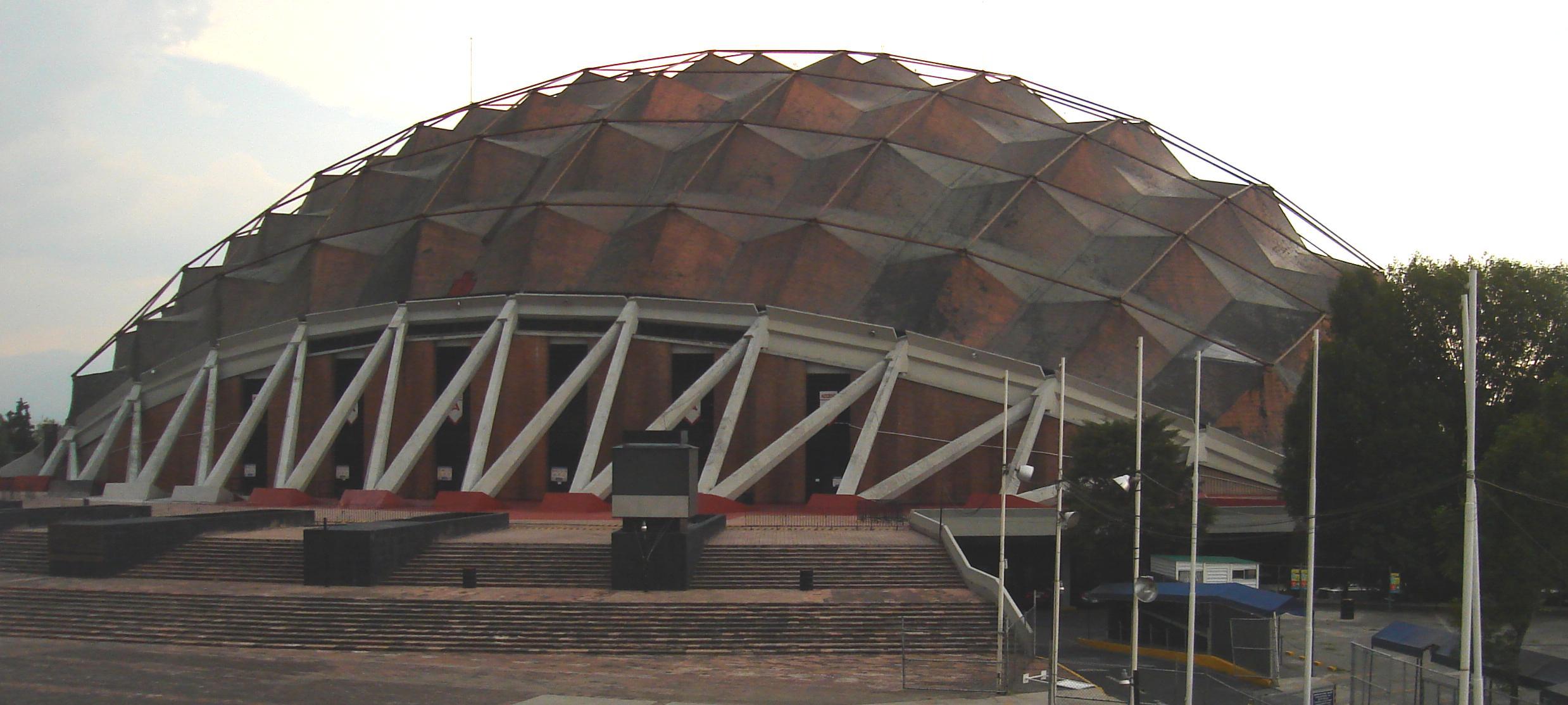 Palacio de los Deportes (México)