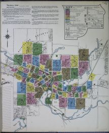Battle Creek Mi Map Simple - Year of Clean Water on