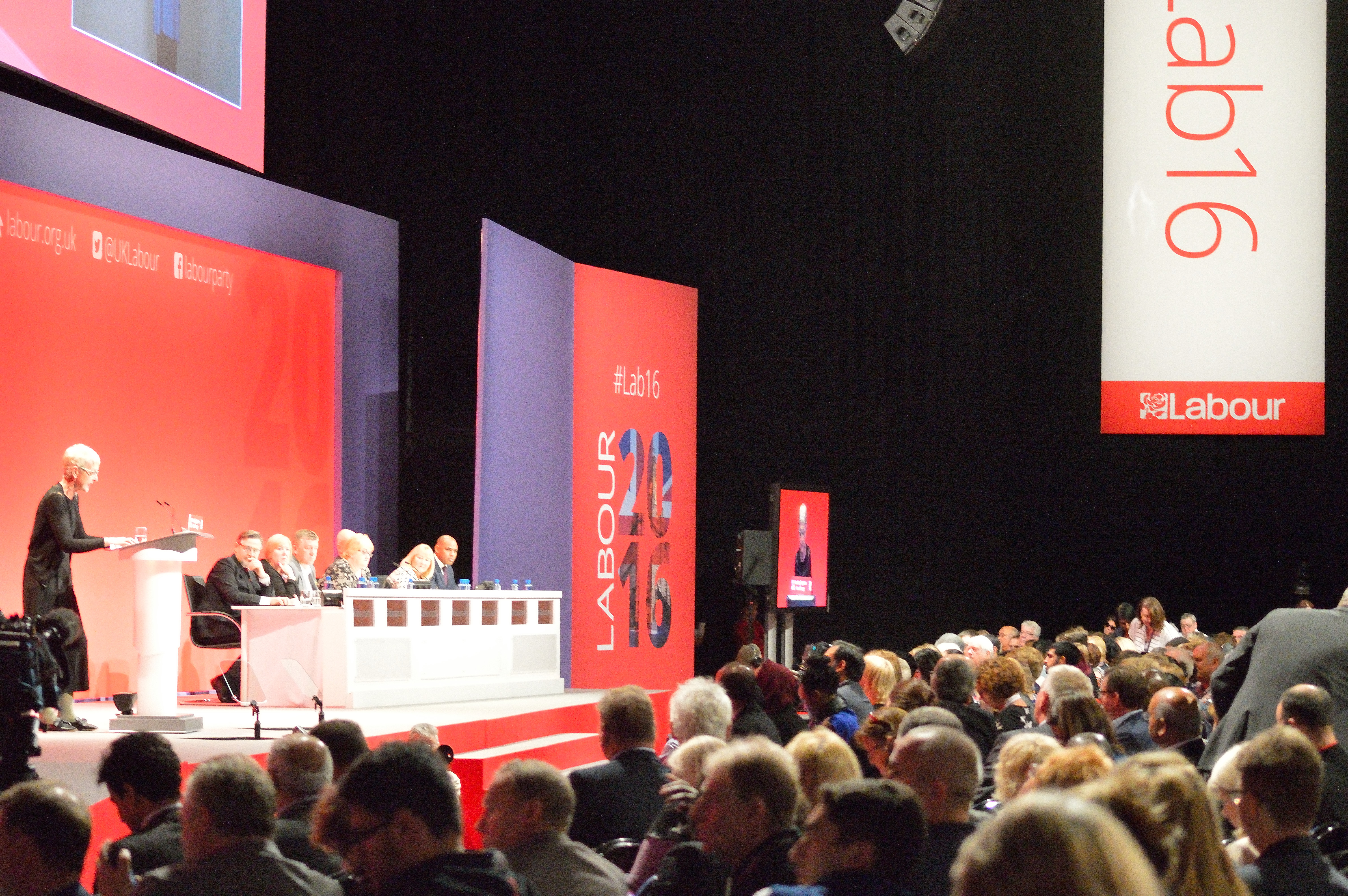 labour party conference uk
