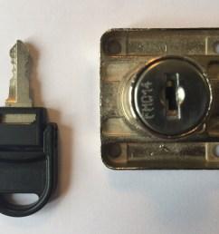 wafer tumbler lock [ 2929 x 2301 Pixel ]