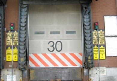 Overhead Warehouse Doors