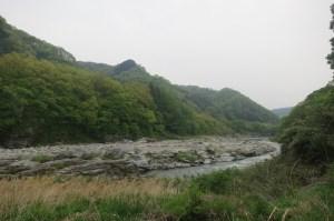 Meandering arakawa river - panoramio