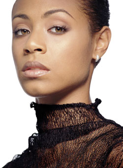 English: Jada Pinkett Smith photographed for V...