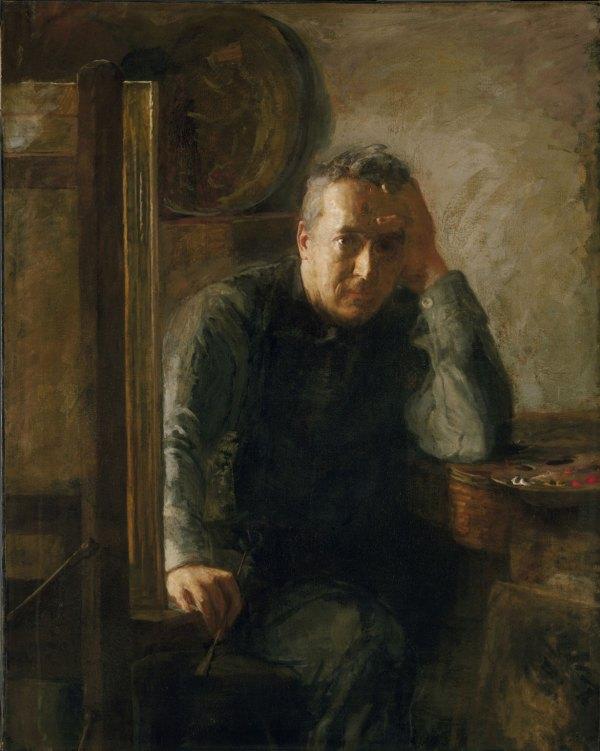 Susan MacDowell Thomas Eakins