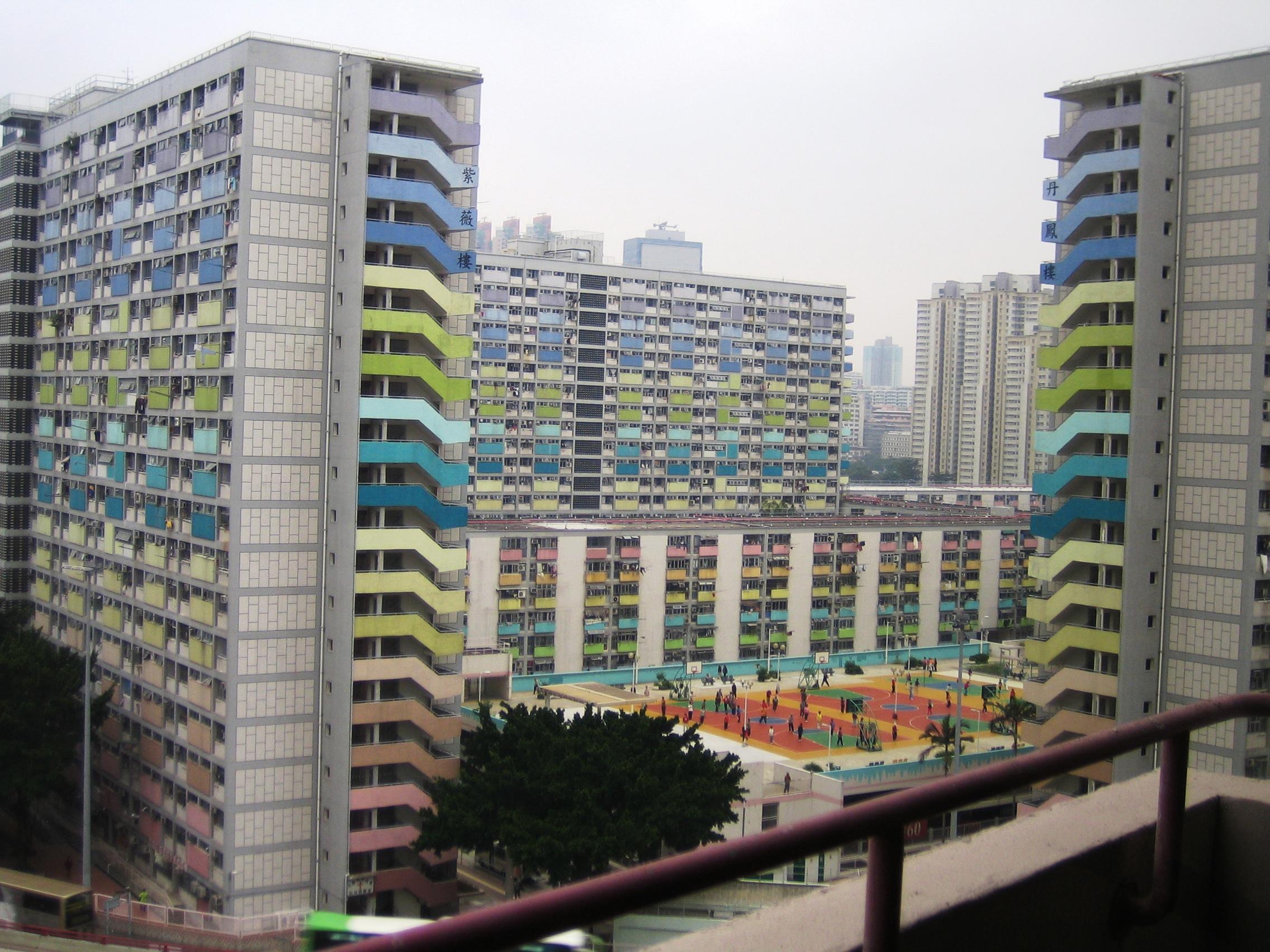 杜鎮安想法: 香港房屋發展60週年慶典之我住在徙置房屋的日子