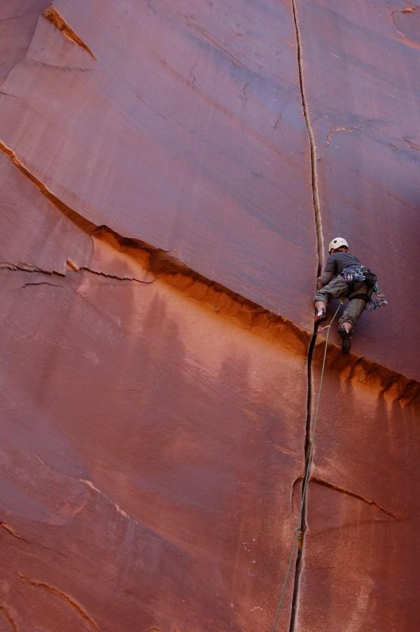 File Crack Climbing In Indian Creek - Wikipedia
