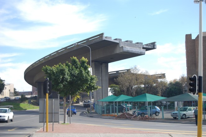 Image result for Cape Town's Unfinished Foreshore Highway To