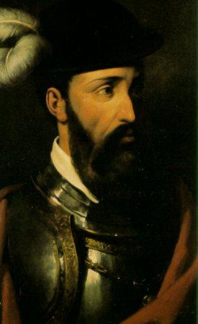 November 15: Francisco Pizarro.