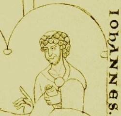 Janez Skot Eriugena - teolog, filozof in pesnik