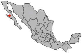 30px Español Mapa de localizacion de Guerrero ...