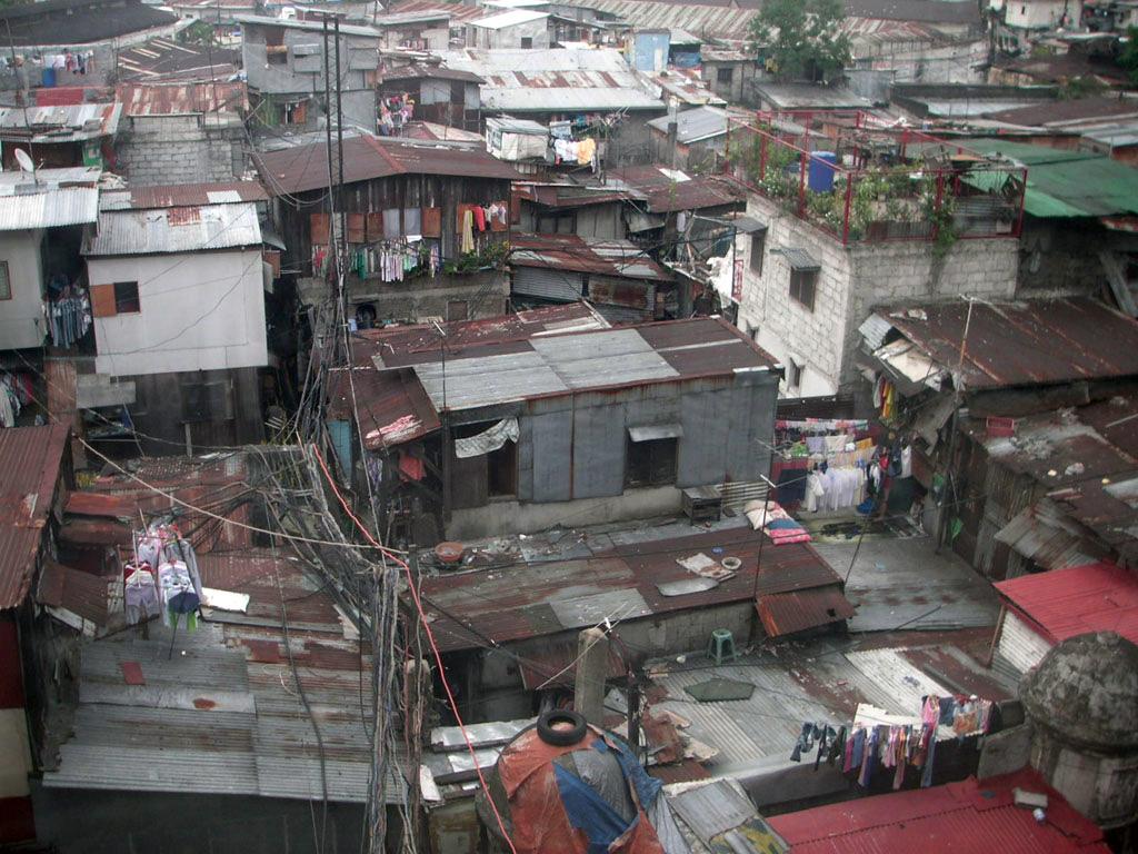 South America Urbanization Map