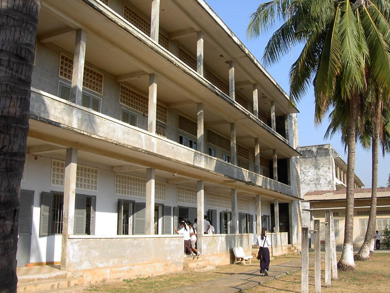 Tuol Sleng Genocide Museum  Wikipedia