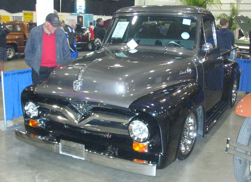medium resolution of 1955 ford f 100