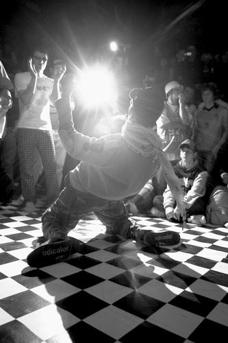 Hip Hop Old School Choreography