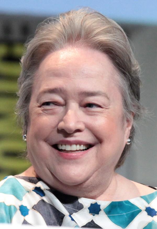 Actress Kathy Bates