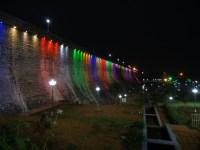 File:Malampuzha Garden Fancy Lights at Night.JPG ...
