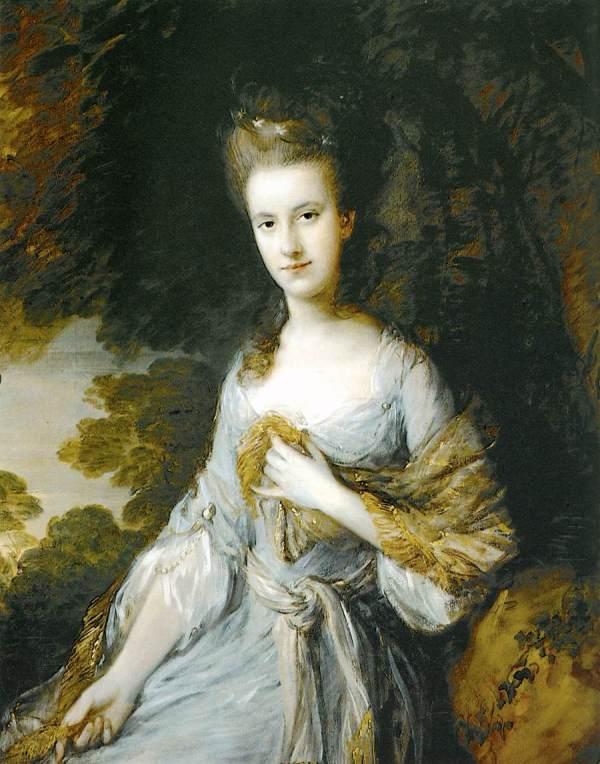 File Thomas Gainsborough - Portrait Of Sarah Buxton