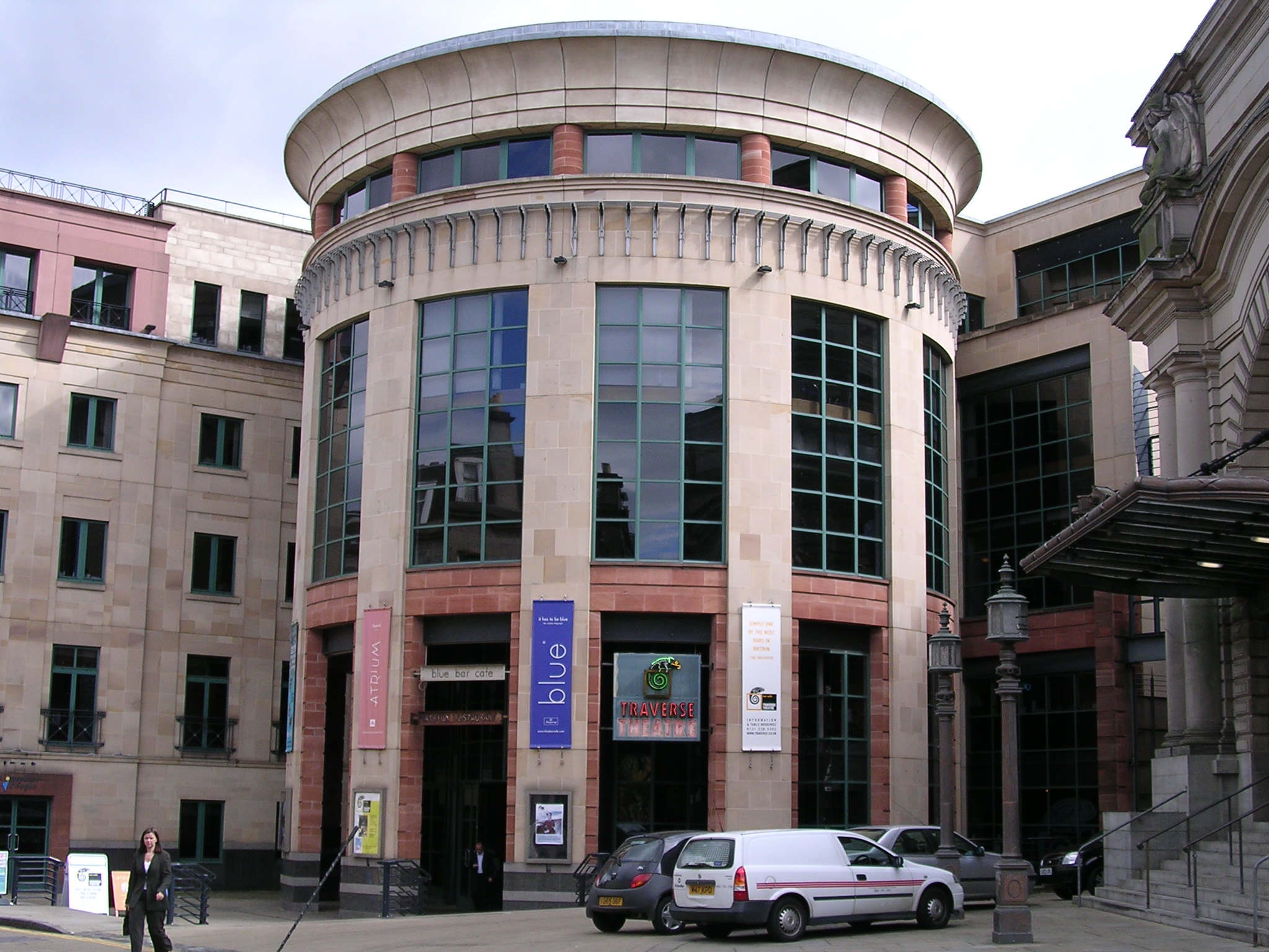 Traverse Theatre Wikipedia