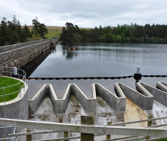 Filevenford Dam And Spillway Jpg