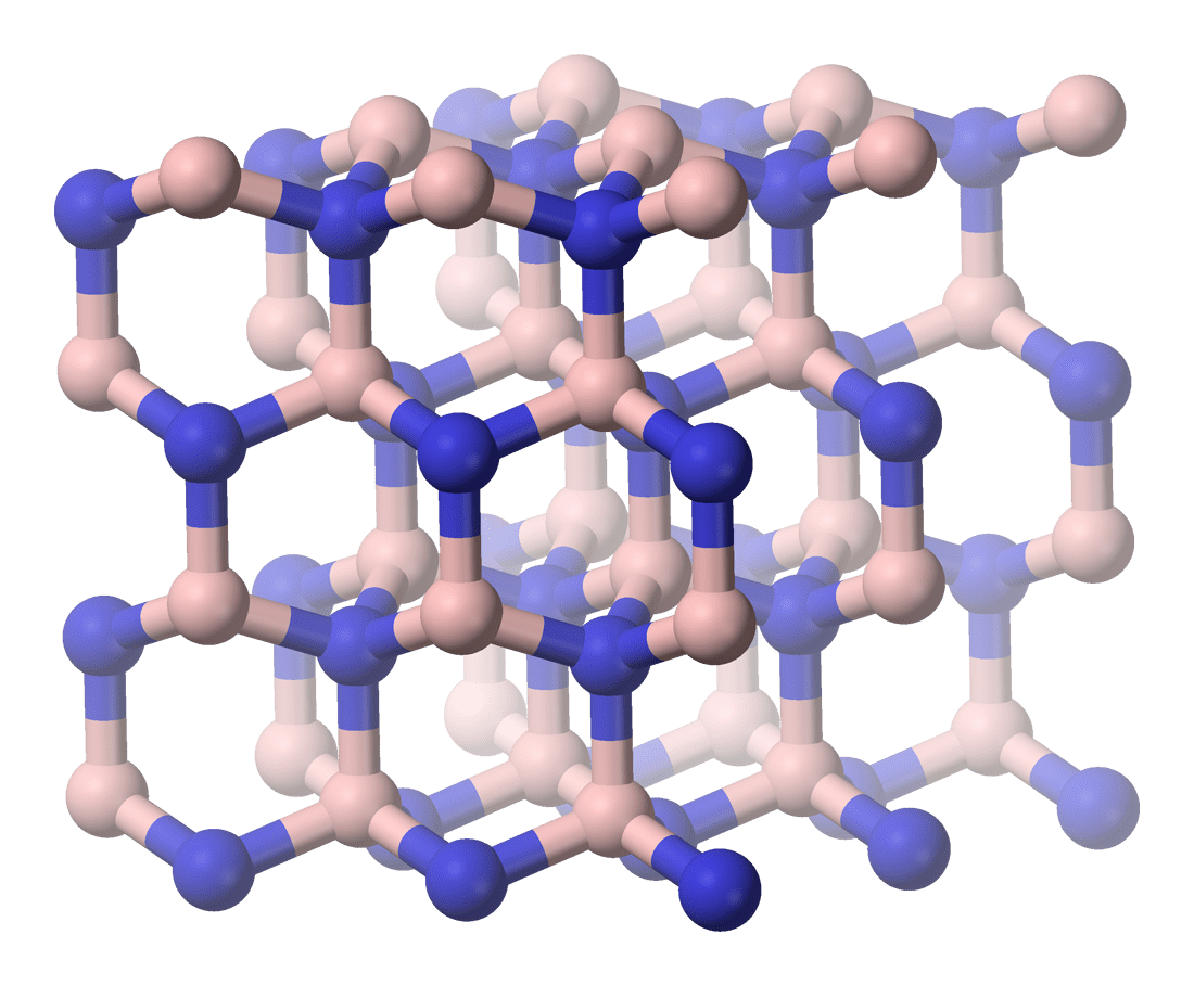 Face Centered Cubic Crystal Structure Gaas