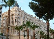 Intercontinental Carlton Cannes Hotel - Wikipedia