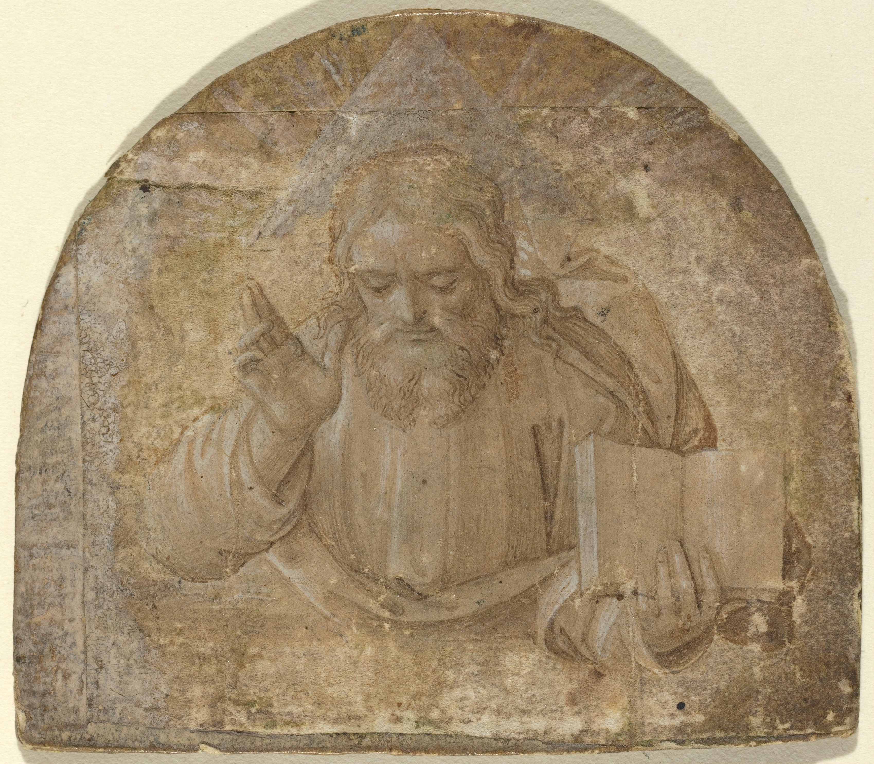 File:God the Father with His Right Hand Raised in Blessing.jpg