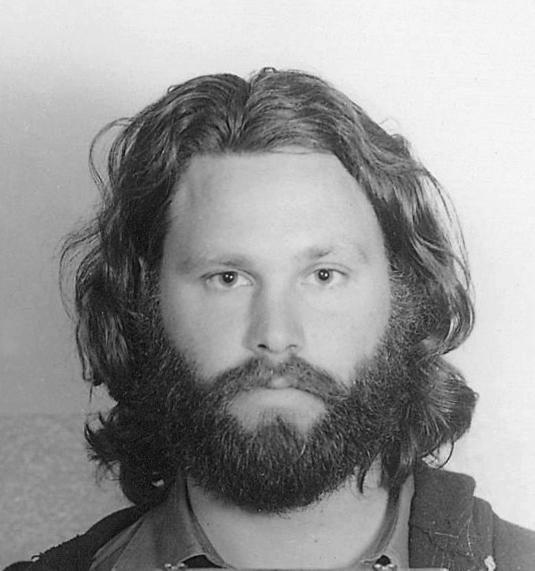 Jim Morrison in 1970.
