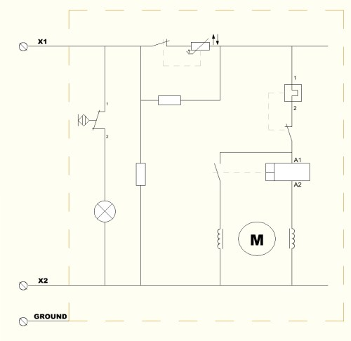 small resolution of file schematic wiring diagram of domestic refrigerator jpg
