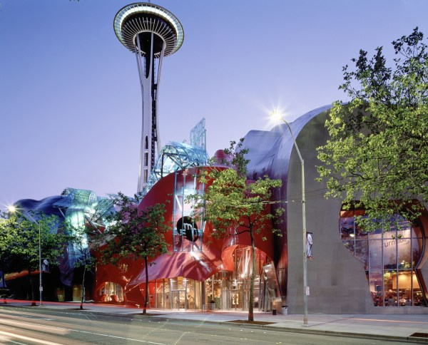 Seattle Music Experience Museum