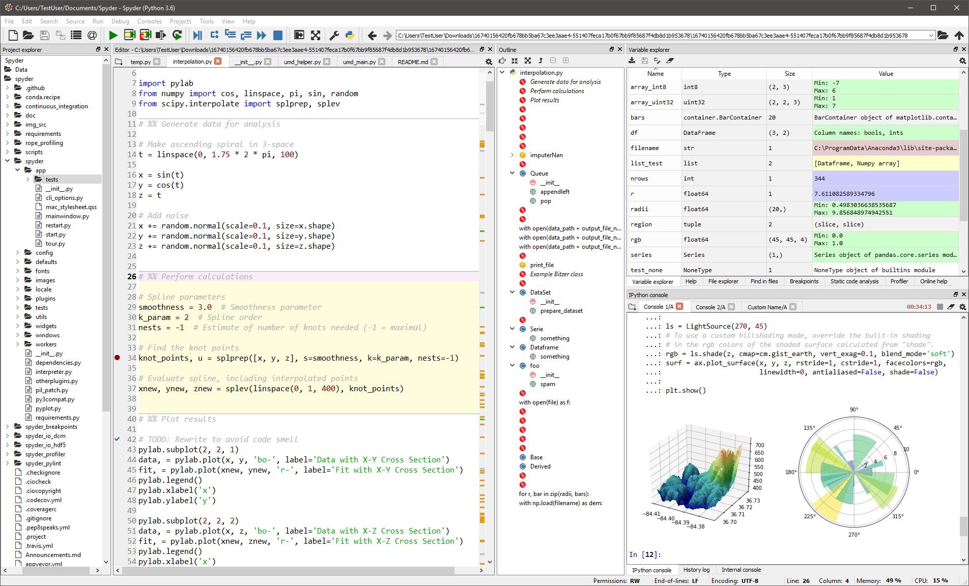 Installation   Ocean Python