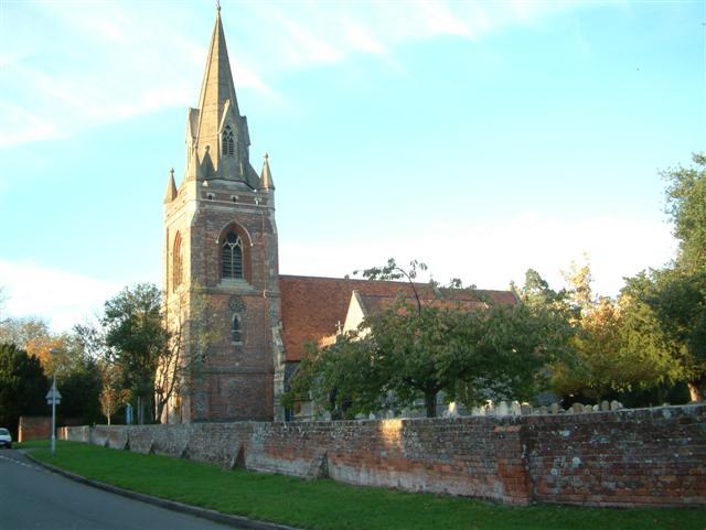 Church of St Michael Tilehurst  Wikipedia