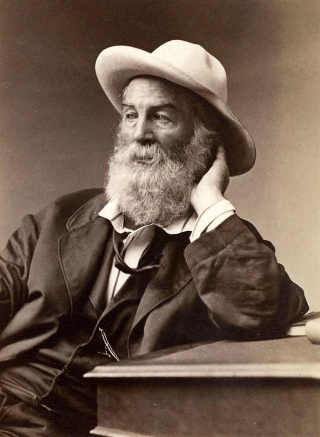 Walt Whitman 1872