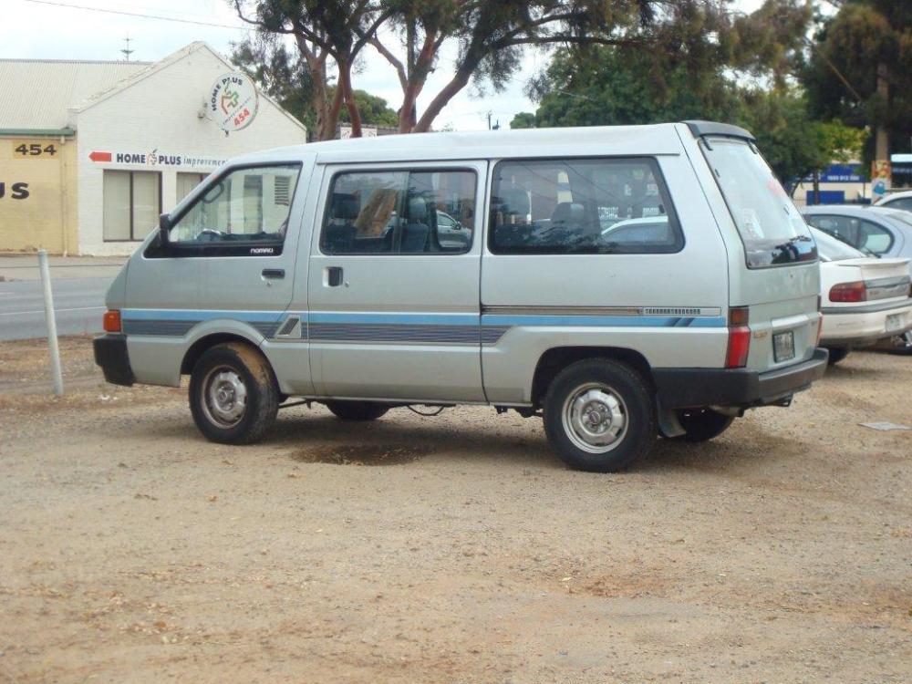 medium resolution of 1990 nissan nomad gx australia