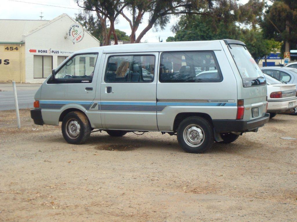 hight resolution of 1990 nissan nomad gx australia
