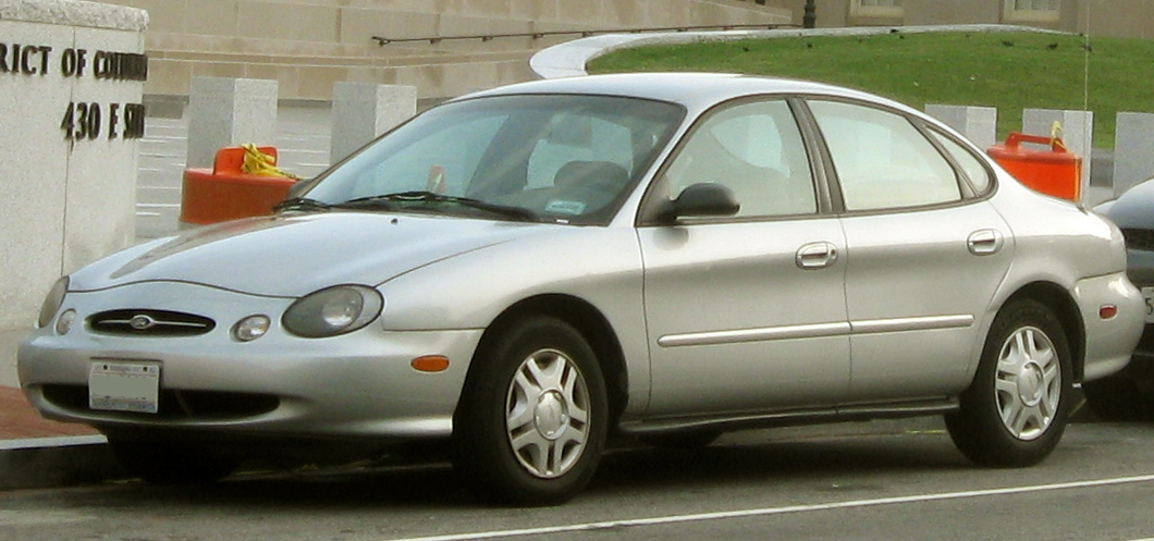 1999 Ford Taurus Electrical Diagram
