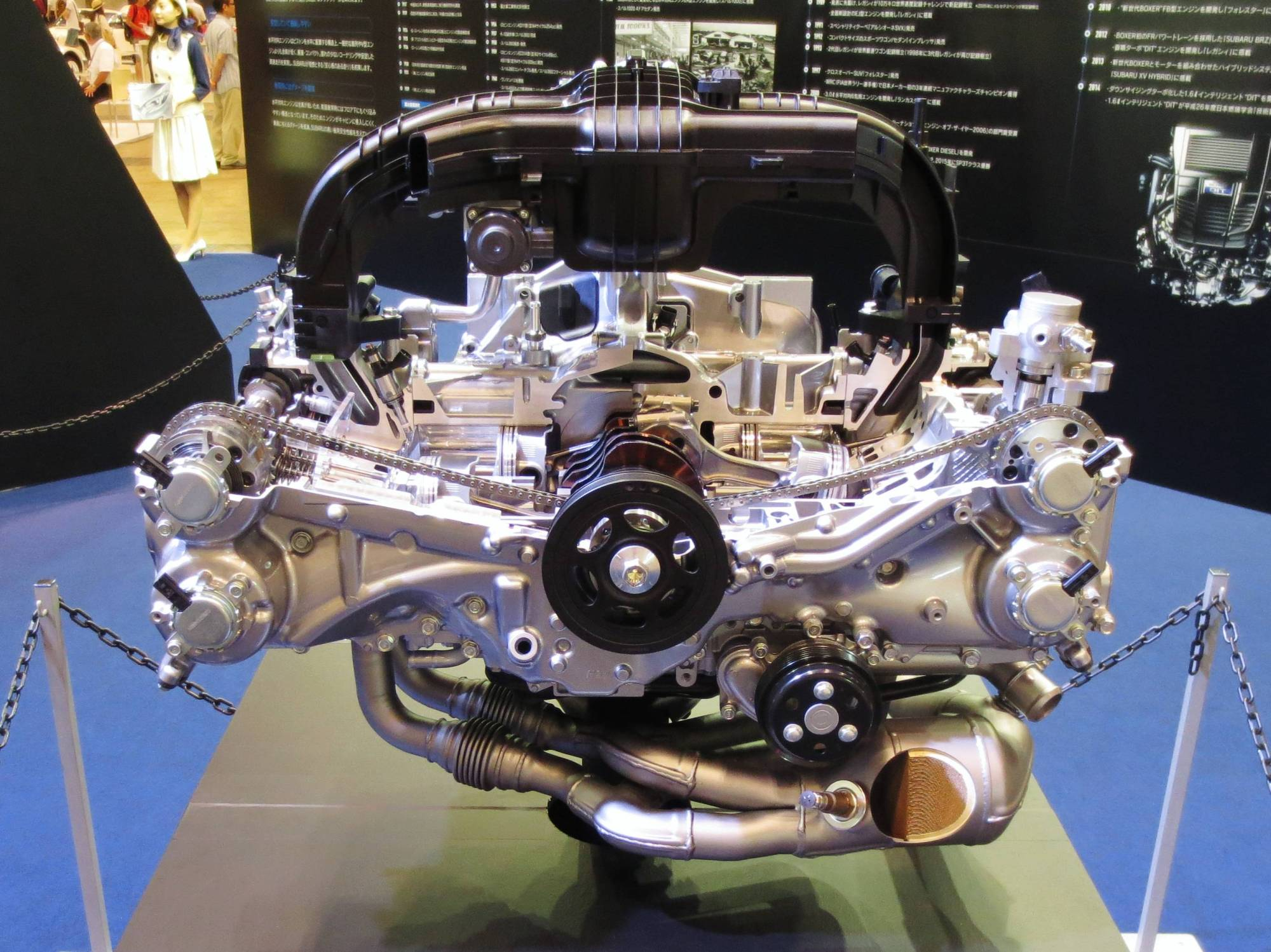 hight resolution of subaru boxer turbo engine diagram
