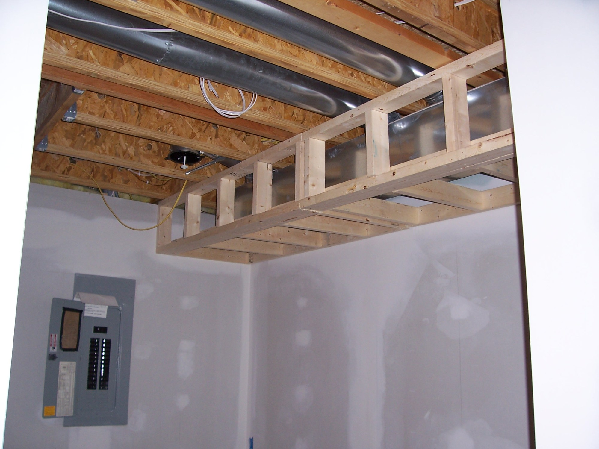hight resolution of file air duct and fuse box in a construction site jpg