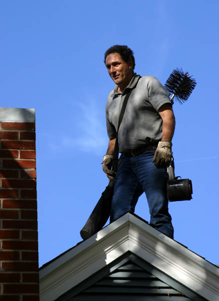 Chimney Boys Climbing Sweep