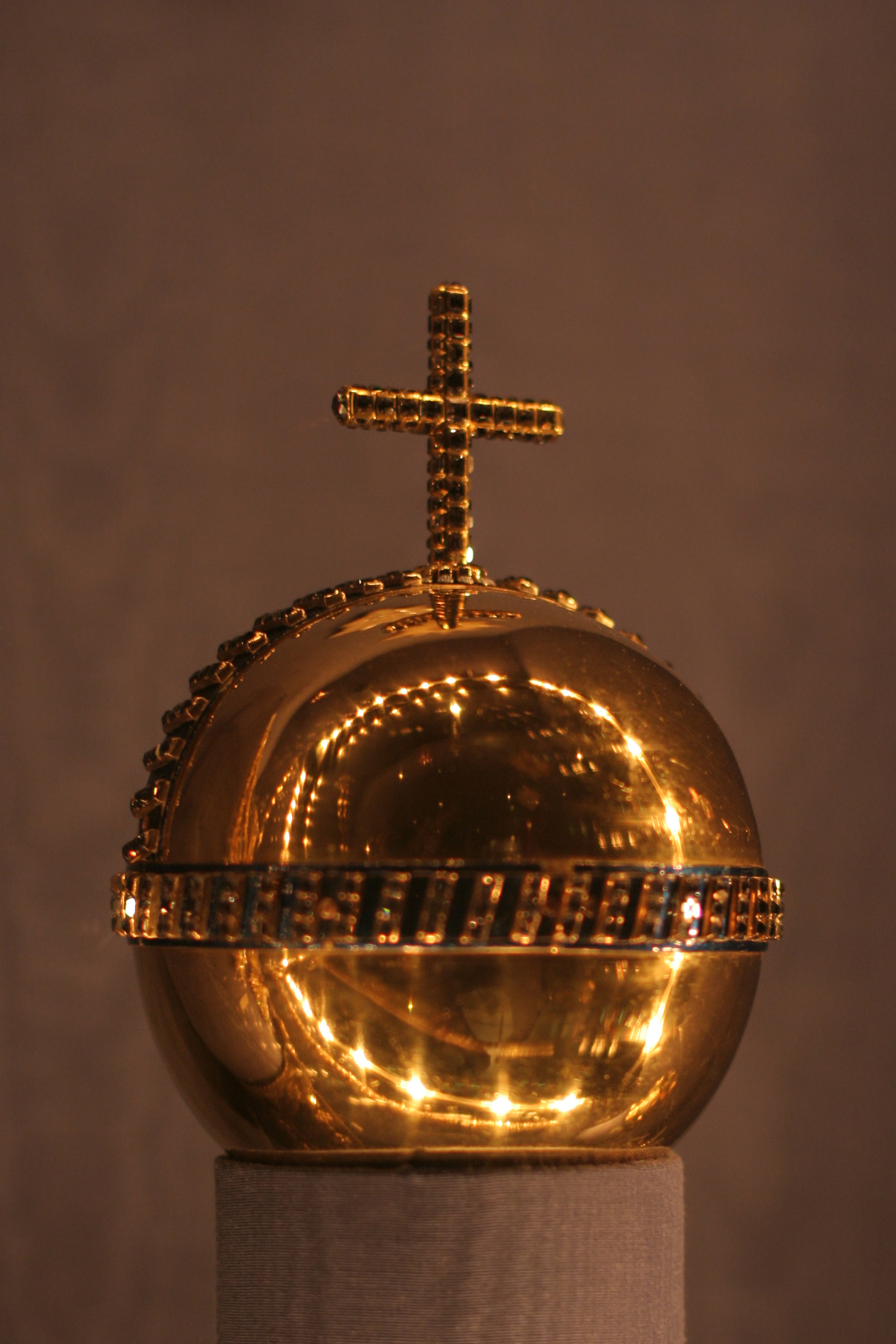 Orbe de las joyas de la Corona Danesa