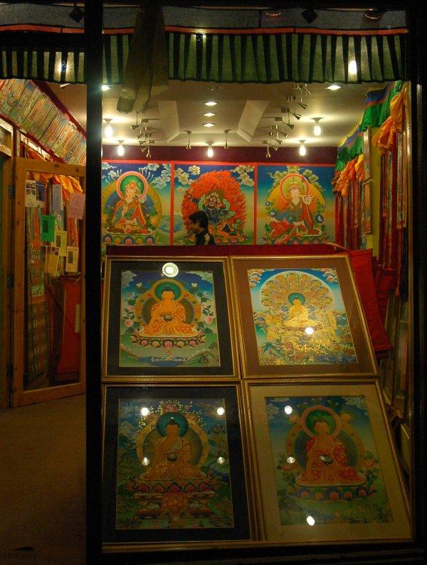 Nepal Religious Art