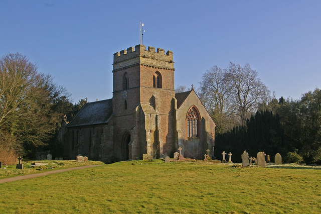 St Mary the Virgin, Bromfield