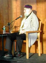 American composer Terry Riley Interview at Lin...