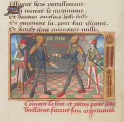 Xaintrailles and La Hire