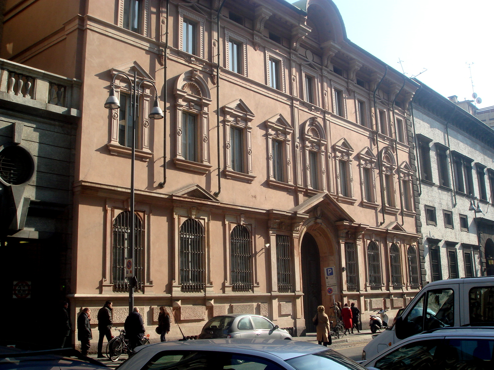 File5981  Milano  Palazzo CorioCasati  Foto Giovanni